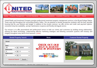 United Realty & Investment Company